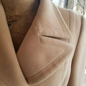 ESCADA Full Length Camel Coat